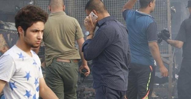 Bağdat'ta bombalı saldırı, 30'dan fazla kişi hayatını kaybetti