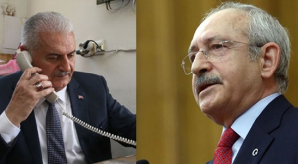 Başbakan Yıldırım'dan Kemal Kılıçdaroğlu'na suikast uyarısı!