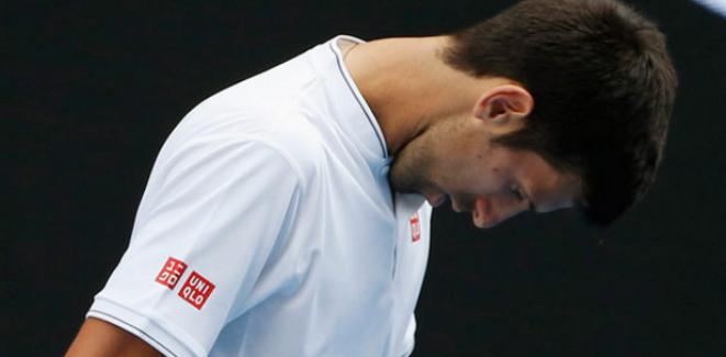 Djokovic, Avustralya Açık'ta dünya 117 numarasına elendi