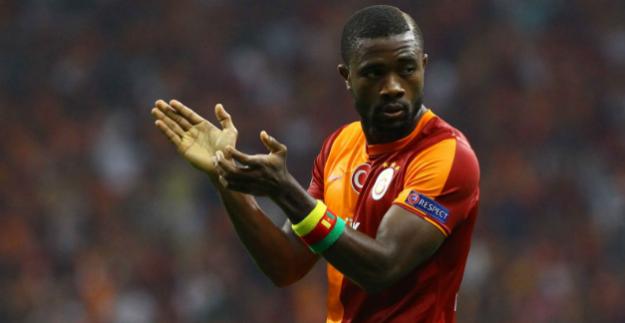 Galatasaray'da sürpriz gelişme... Chedjou affedildi