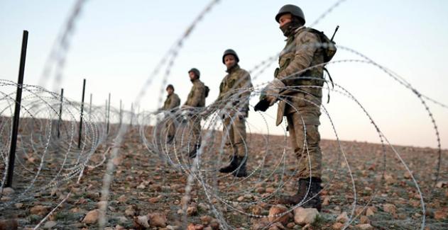 TSK, Suriye'de sivilleri katlediyor iddialarına cevap verdi