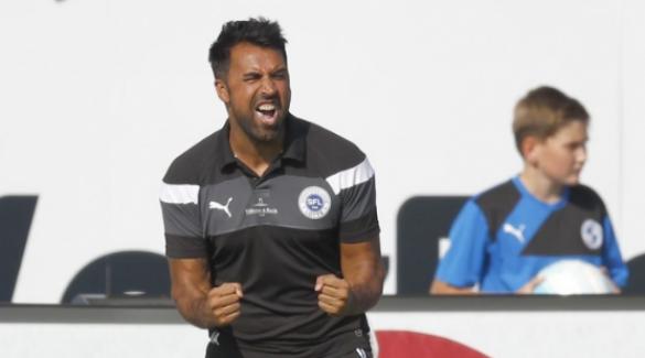 """Almanya'nın konuştuğu teknik adam İsmail Atalan, """"Son derbide futbol yoktu"""""""