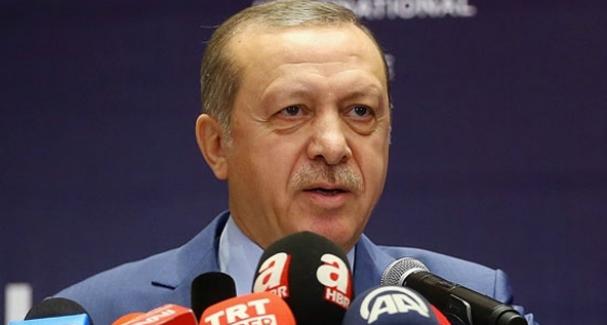 """Cumhurbaşkanı Erdoğan, """"Bu ülkede Erdoğanlar bitmez"""""""