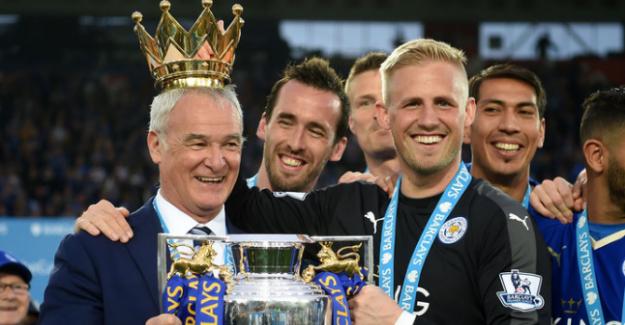 İngiltere şampiyonu Leicester'ın hocası Ranieri kovuldu