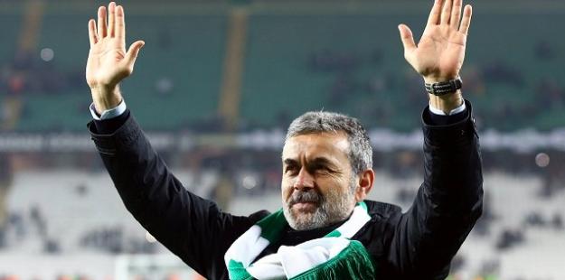 Konyaspor, Aykut Kocaman'ı resmi siteden uyardı