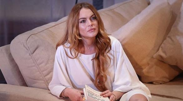 """Lindsay Lohan, """"Namaz kılıp oruç tuttum"""""""