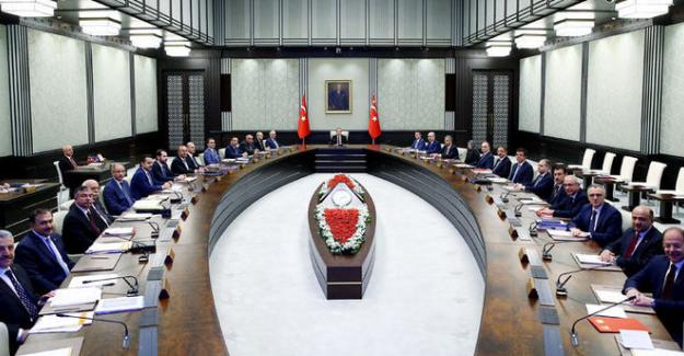 Bakanlar Kurulu toplantısı öncesinde flaş OHAL kararı