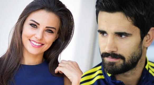 Fenerbahçeli Alper Potuk ile Tuvana Türkay aşkı görüntülendi