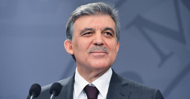 """Abdullah Gül, """"Deniz Baykal'ı ciddiye almadım"""""""