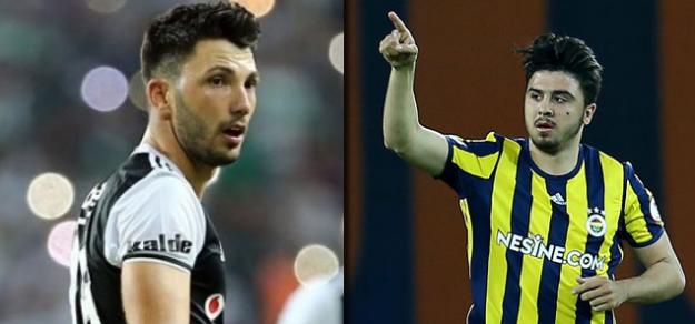 Fenerbahçe ve Beşiktaş arasında yılın takası