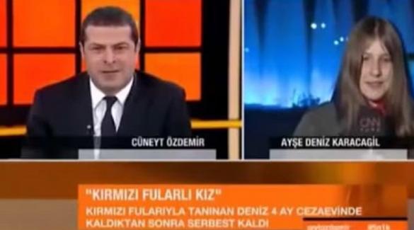 """Gezi Parkı'nda direnen """"Kırmızı fularlı kız"""", Rakka'da öldürüldü"""