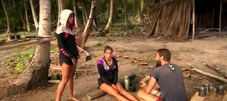 Survivor'da aşk üçgeni! Sabriye, Adem ve Berna