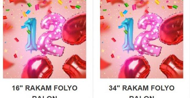 Partileriniz İçin Uygun Fiyatlı Folyo Balon