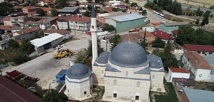 523 Yıllık Cami Yeniden İbadete Açılıyor