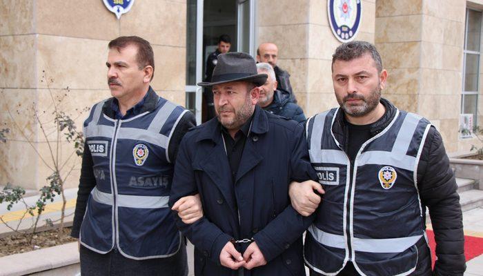 570 bin lira dolandırdı, adliye çıkışı 'Genelkurmay Başkanı'na sorun' dedi
