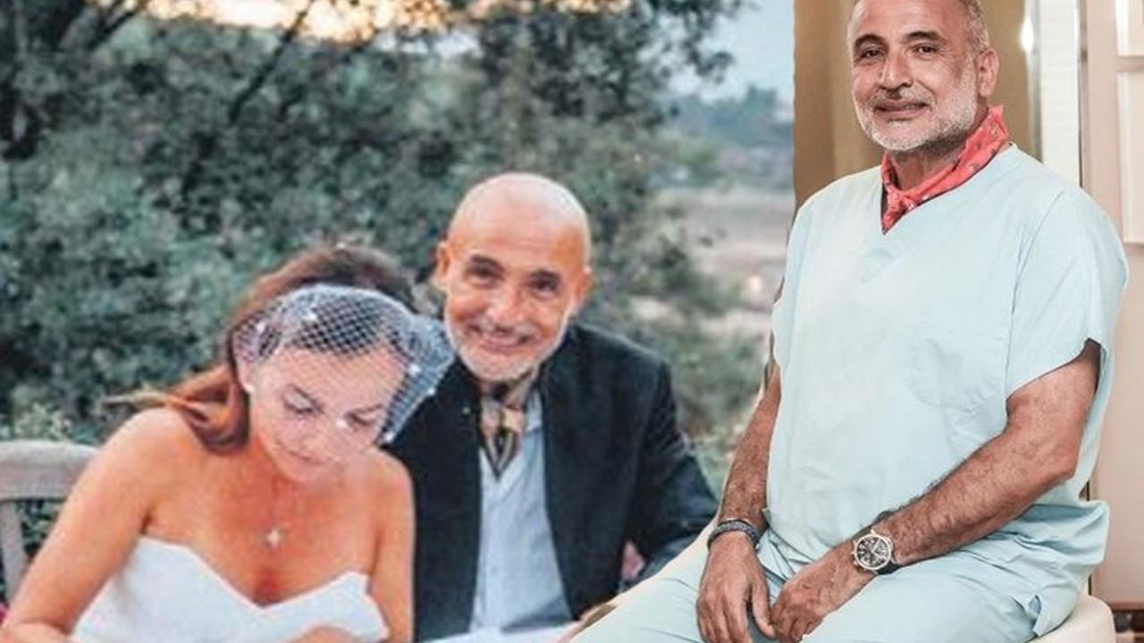 65 yaşında damat olan estetikçi 5. ayda boşanıyor!