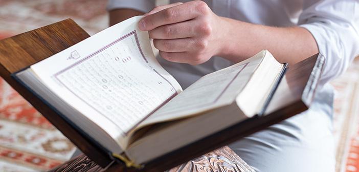 Abese Suresi 41. Ayet Meali, Arapça Yazılışı, Anlamı ve Tefsiri