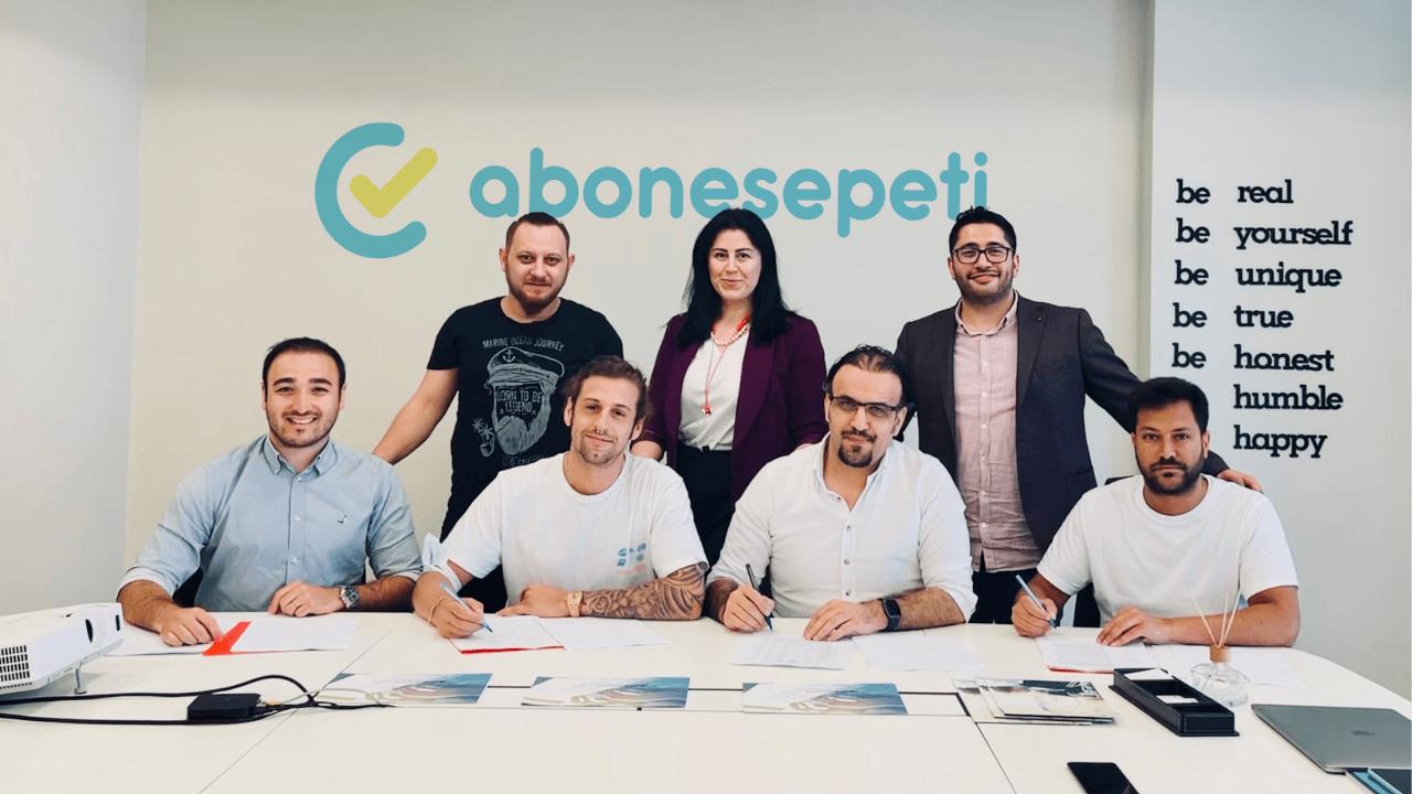 Abonesepeti, 2 milyon dolar değerleme üzerinden yatırım aldı