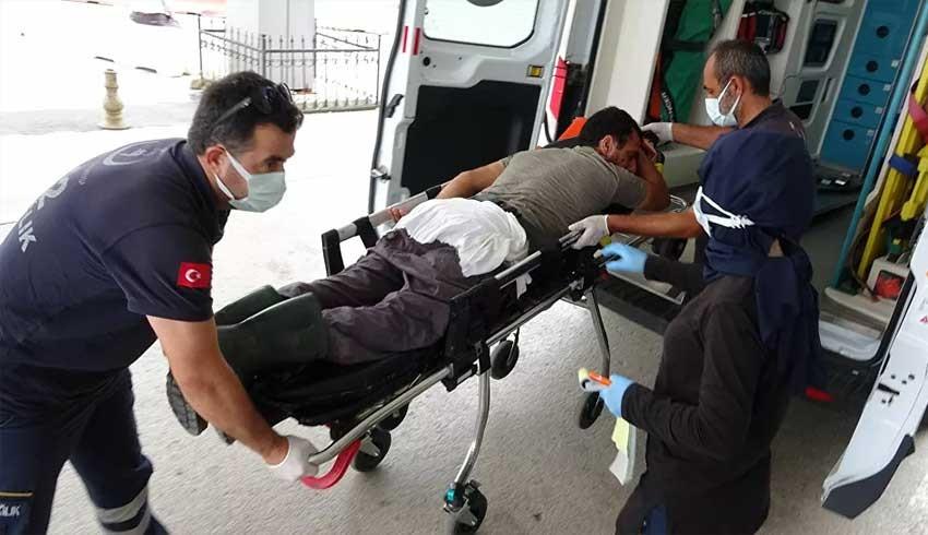 Acemi kasapların ilk gün bilançosu: 5 bin 825 kişi yaralandı