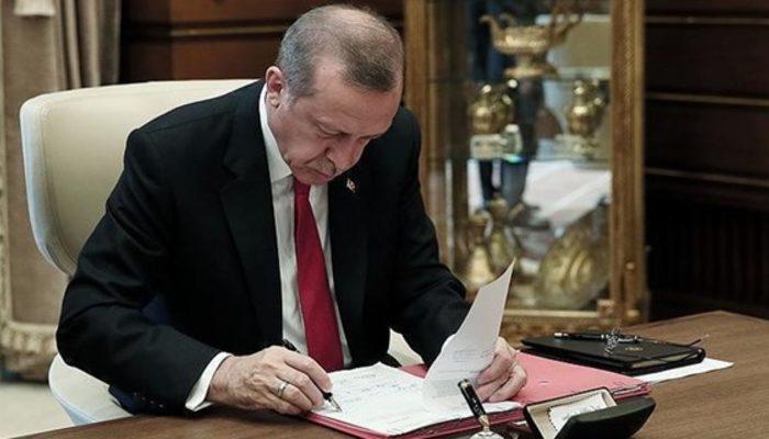 Adalet Bakanı Abdulhamit Gül müjdeyi verdi! Erdoğan kararnameyi imzaladı!