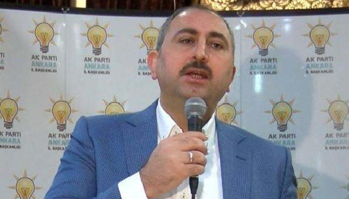 Adalet Bakanı Abdülhamit Gül: Vesayetçiler tarihin çöp tenekesine atılmıştır