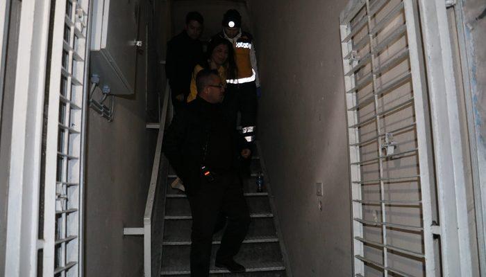 Adana'da dehşet evi! Sesleri duyan komşular hemen polisi aradı!