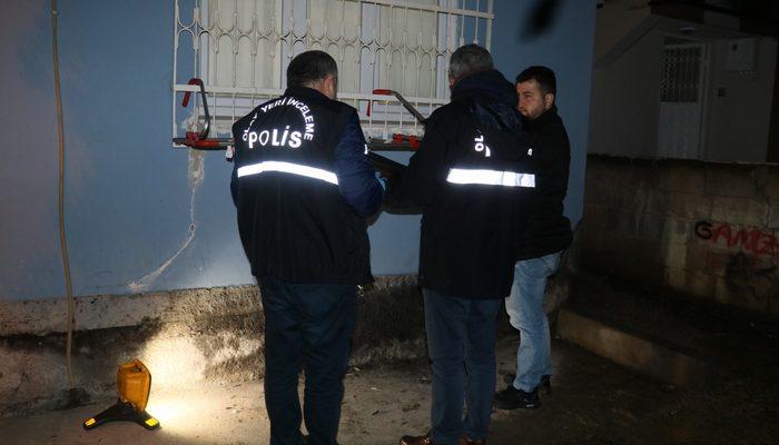 Adana'da gece yarısı EYP'li saldırı