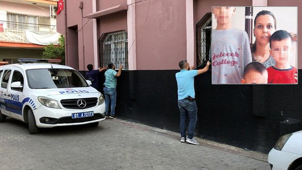 Adana'da kıskanç koca dehşeti