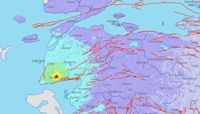AFAD'dan deprem açıklaması! İşte anlamı: Herkes tarafından hissedilir ve korku verir
