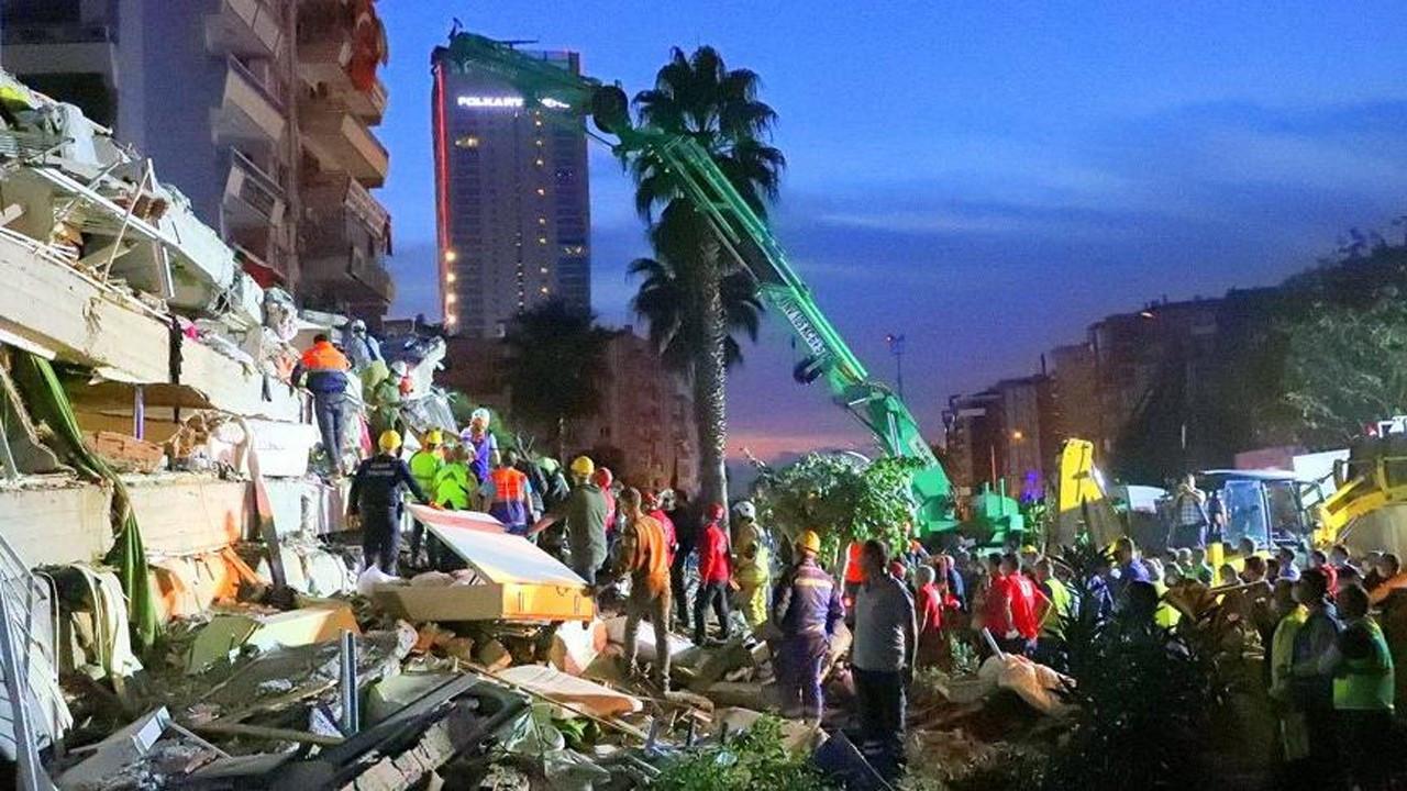 AFAD'dan flaş İzmir depremi açıklaması