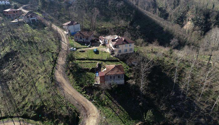 AFAD inceledi, hemen harekete geçildi! Heyelan riski üzerine evler boşaltıldı