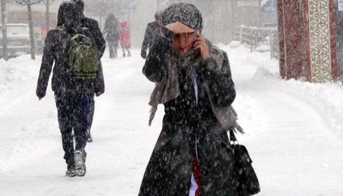 Ağrı Valiliği duyurdu! Kar tatili uzatıldı