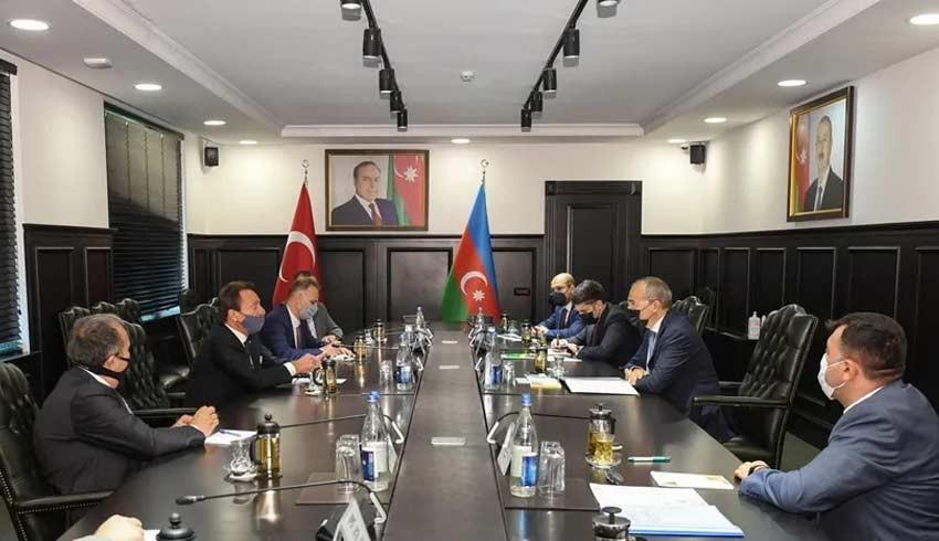 Ahmet Nazif Zorlu imzayı attı! Azerbaycan'da ne yatırımı yapacak?