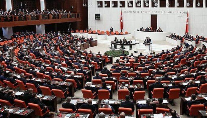 AK Parti'den TBMM'ye yasa teklifi