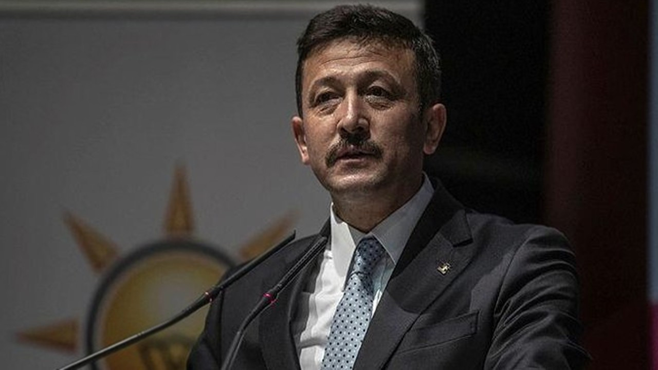 AK Partili Hamza Dağ'ın koronavirüs testi pozitif çıktı