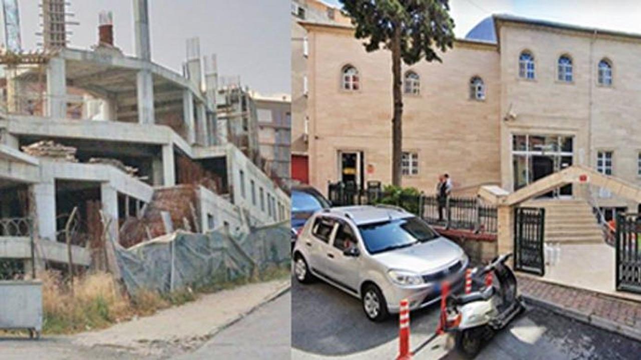 AKP'li belediye borcunu cami ve okulla ödemiş