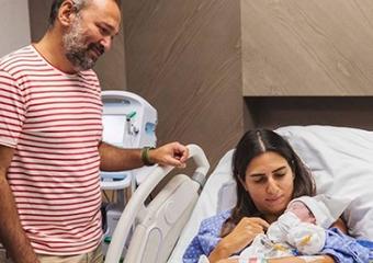 Ali Sunal: Torunları üçledin canım babam