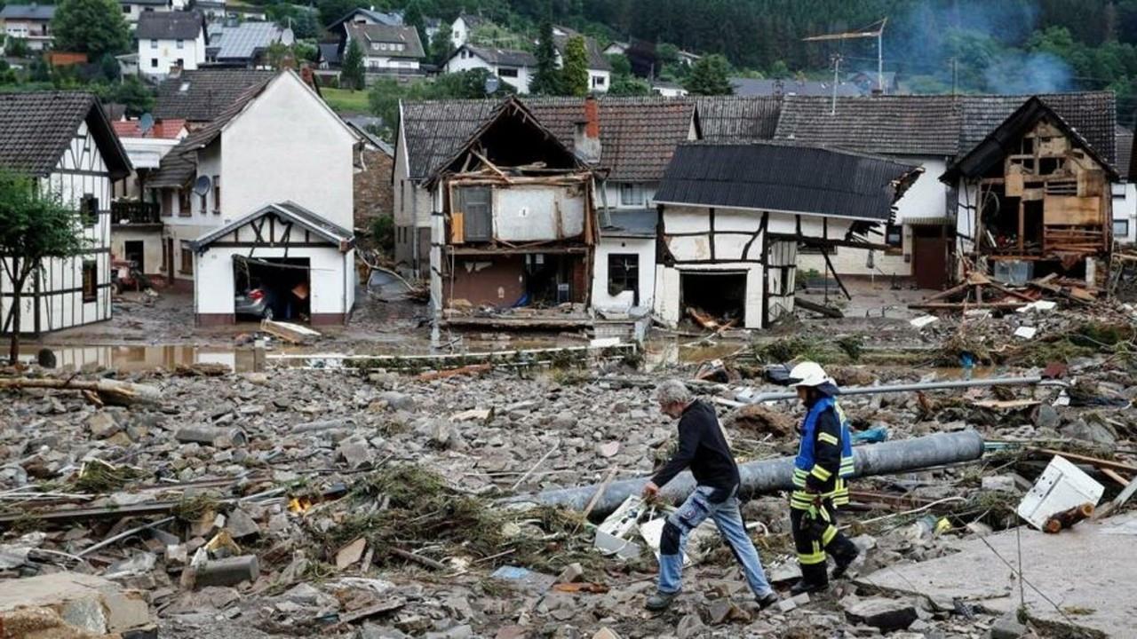 Almanya'daki felakette facianın boyutu artıyor!