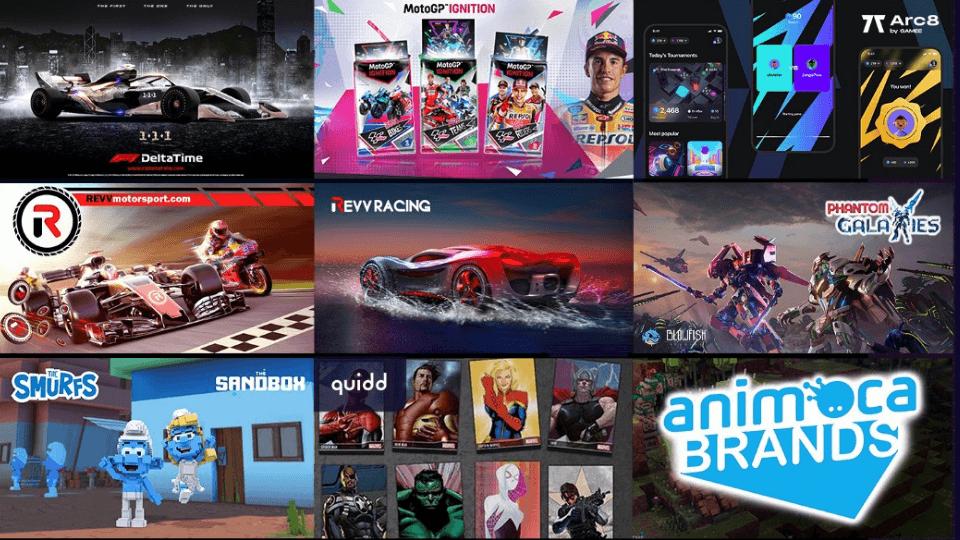 Animoca Brands 2.2 milyar dolar değerleme ile 65 milyon dolar yatırım aldı