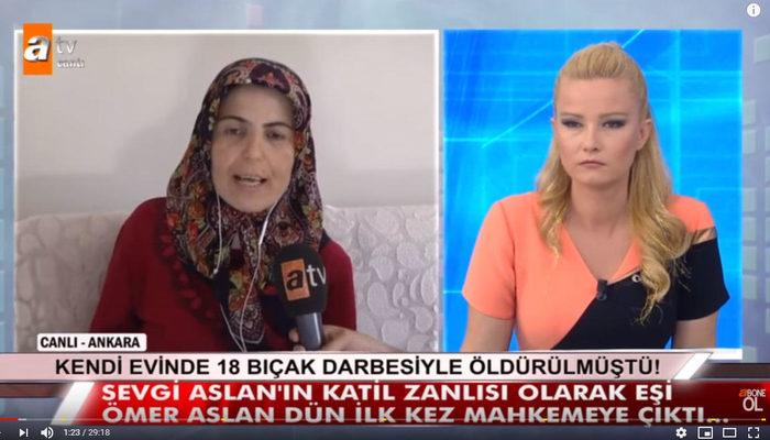 Ankara'da 9 yıl önceki Sevgi Aslan cinayetinde 'kanlı eşarp' detayı