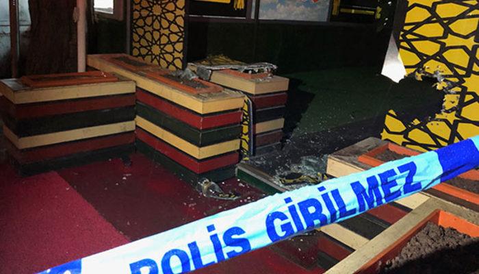 Ankara'da hareketli dakikalar! Pompalı tüfekle oteli bastı!