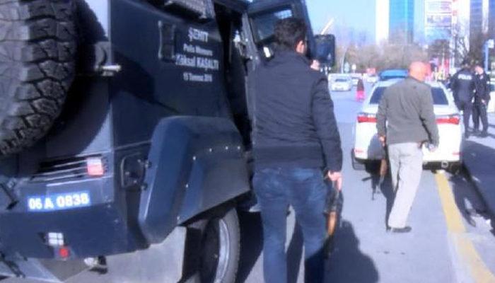 Ankara'da hareketlilik! Pompalı tüfekle havaya ateş açtı