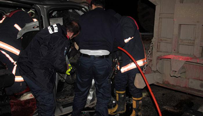 Ankara'da korkunç kaza: Çok sayıda ölü var!