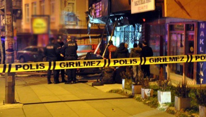 Ankara'da korkutan patlama! Ekipler alarma geçti!