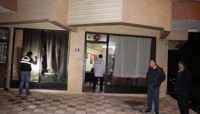 Ankara'da silah sesleri! Kıraathaneyi kurşun yağmuruna tuttular!