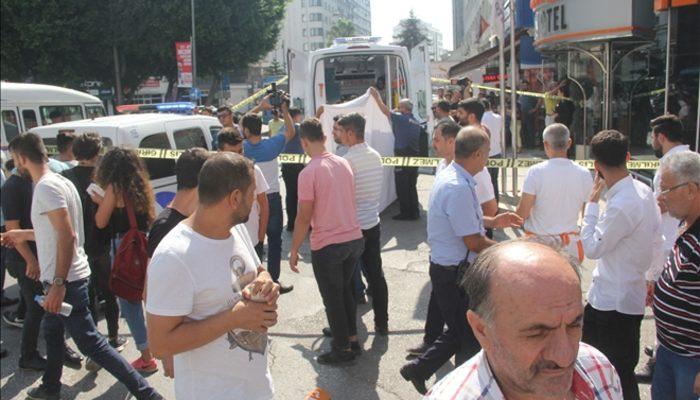Ankara'da Suriyelilerin bıçaklı kavgası kanlı bitti!