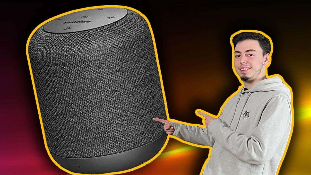 Anker SoundCore Motion Q Bluetooth hoparlör inceleme! Bugünkü videomuzda Anker SoundCore Motion Q Bluetooth hoparlör incelemesi ile karşınızdayız. İşte Anker...