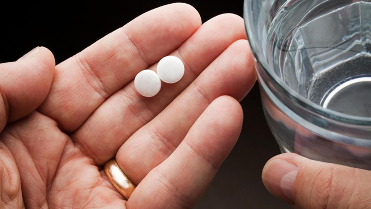 Aşırı ağrı kesici kullanımı böbrek hastalığı riskini artırıyor!