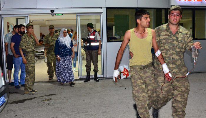 Askerlerden korkunç ifadeler: Boğulduğuma dair kabuslar görüyorum!
