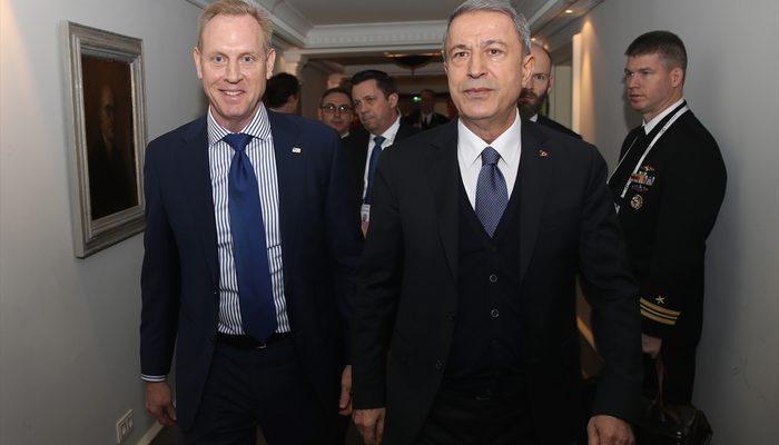 Bakan Akar'dan 'güvenli bölge' açıklaması: Emniyeti Türkiye sağlamalı
